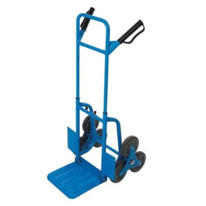 diable monte escalier silverline 120 kg